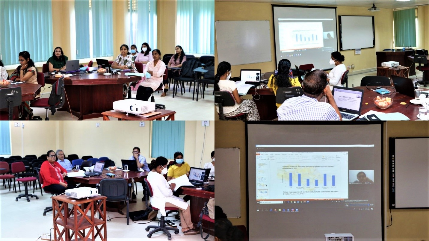 Final Year Student Research Presentations goes Full Online