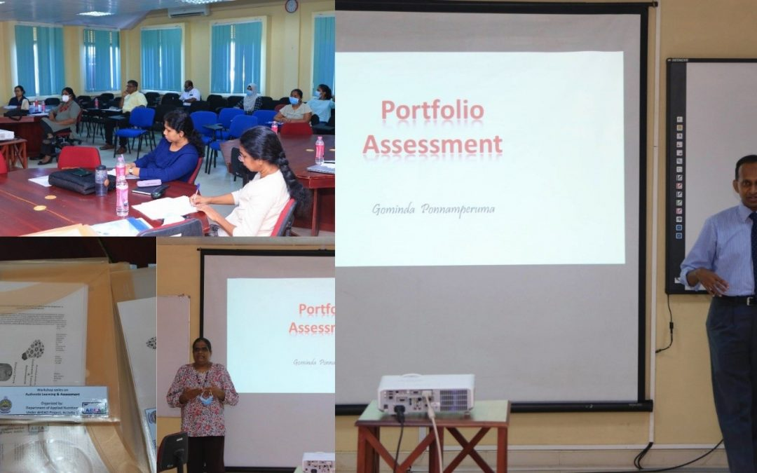 Portfolio Assessment to Facilitate Lifelong Learning through Authentic Learning and Assessment