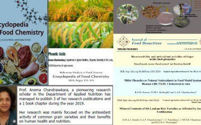 Antioxidant Properties of Grain Varieties