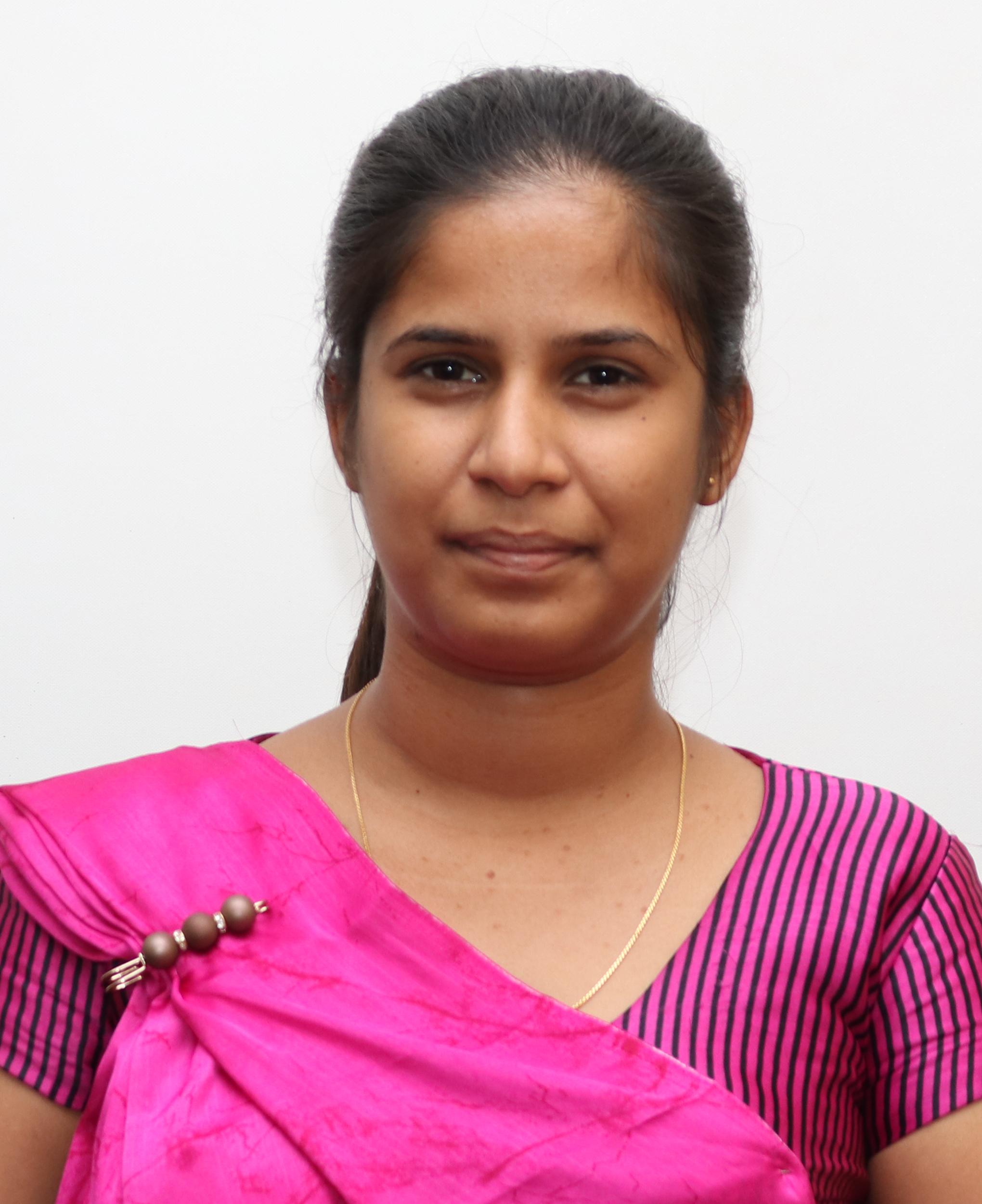 Ms. DSA Dissanayake