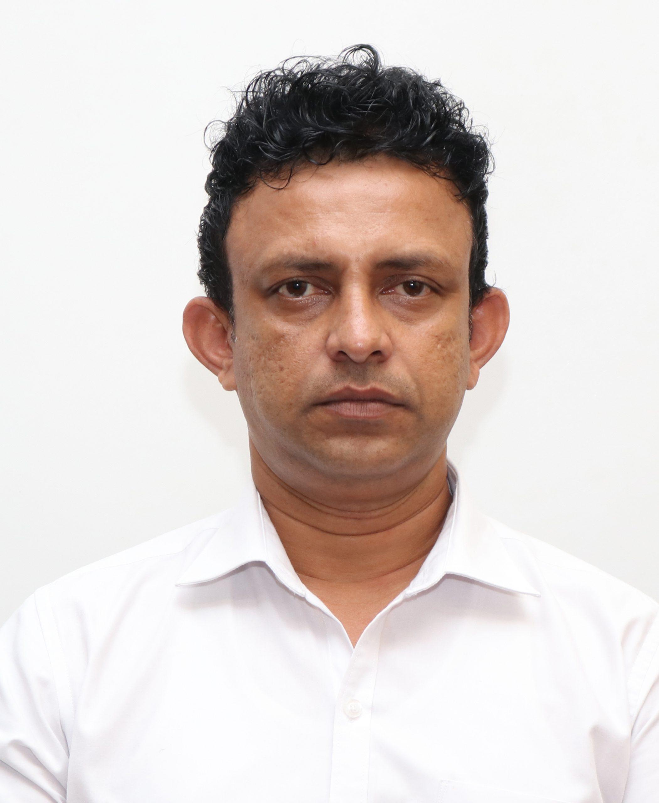 Mr. SDD Ranasinghe